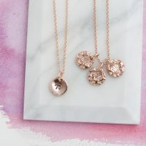 personalised rose gold